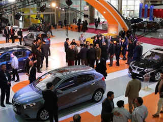 سومین نمایشگاه بین المللی خودرو