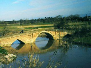 پل آجری بالاتجن