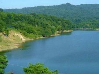 دریاچه گل پل قائمشهر